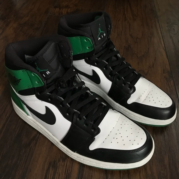 new products 5e942 448fe Jordan Other - Jordan Retro 1 9.5 DMP Pack Celtics 332550 101